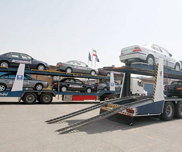 گزارش - زنجیر تحریم به پای صادرات خودرو/ ویراژ خودروهای داخلی در کشورهای خارجی