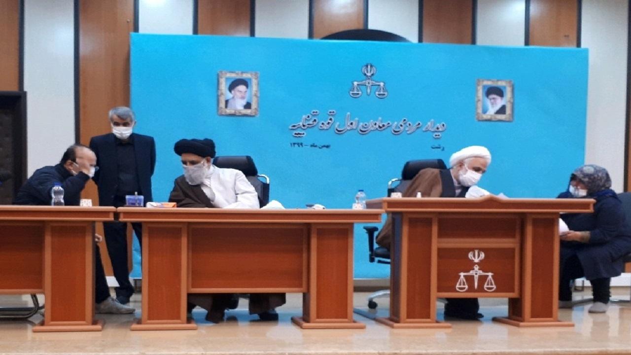 وحدت رویه و نظارت دقیق اساس محاکم قضایی کشور