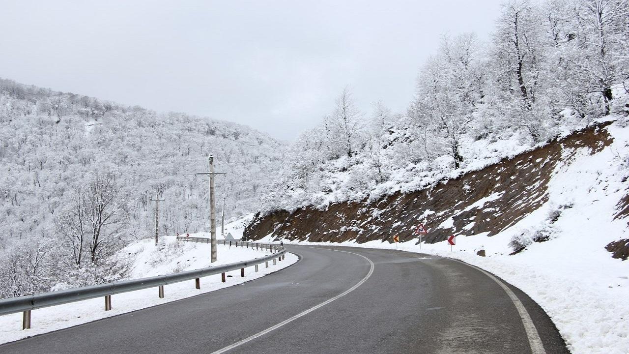 باران در جلگه و برف در کوهستانها، از امشب در گیلان