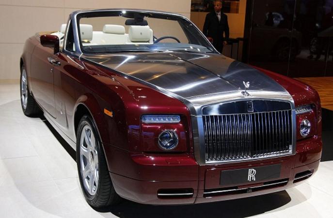 گرانترین اتومبیل های افراد مشهور جهان + عکس