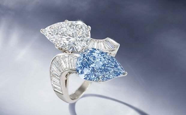 گرانترین و زیباترین حلقههای ازدواج در جهان را ببینید + تصاویر
