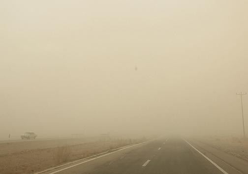 طوفان شن، در ریگان