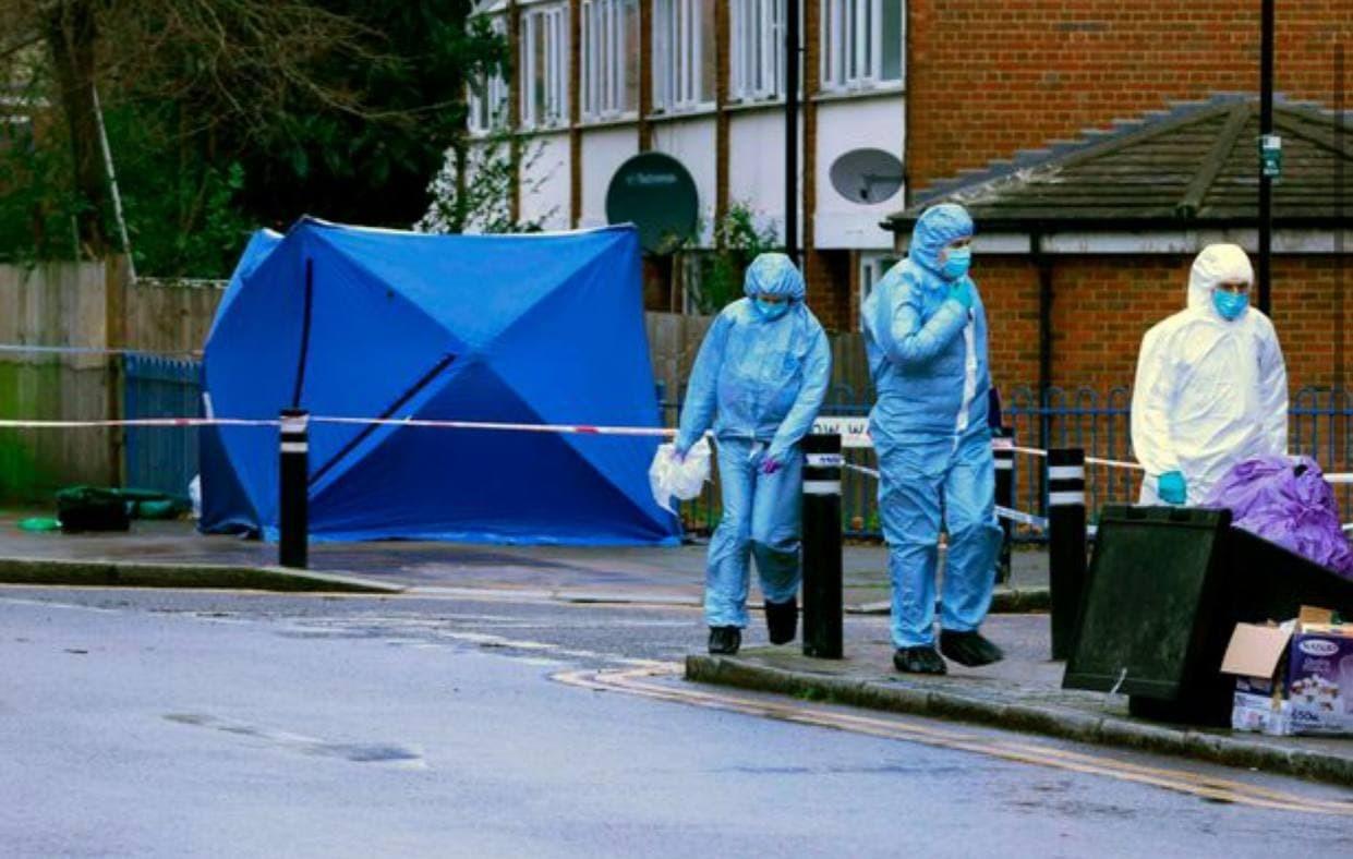 قتل پسر ۱۷ ساله در لندن با چاقو