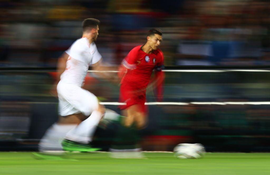 رونالدو یا مسی؛ سریعترین مرد جهان چه کسی است؟