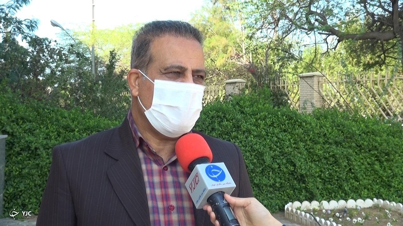 بوشهر آماده مقابله با هجوم ملخ