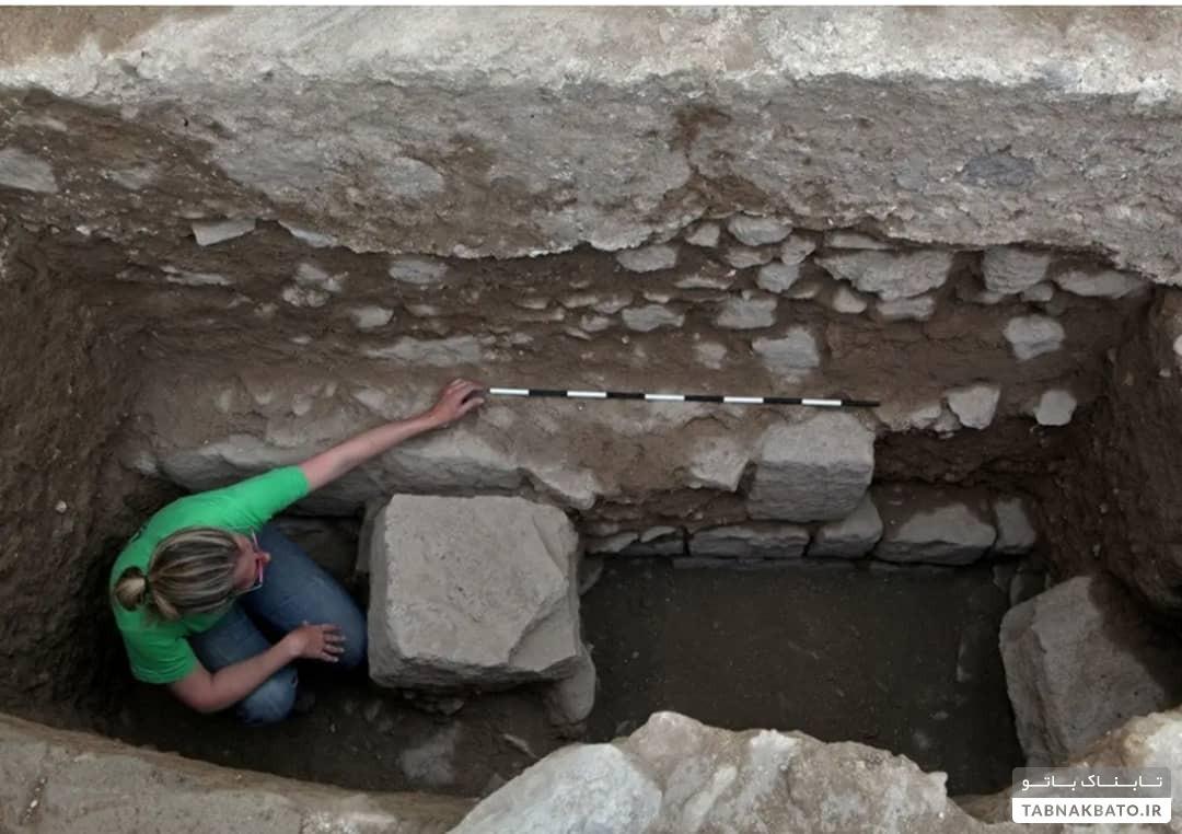 بقایای مسجدی از اوایل ظهور اسلام در فلسطین کشف شد