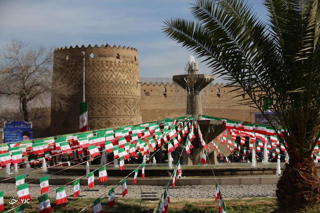 سالروز ۲۲ بهمن ماه در فارس