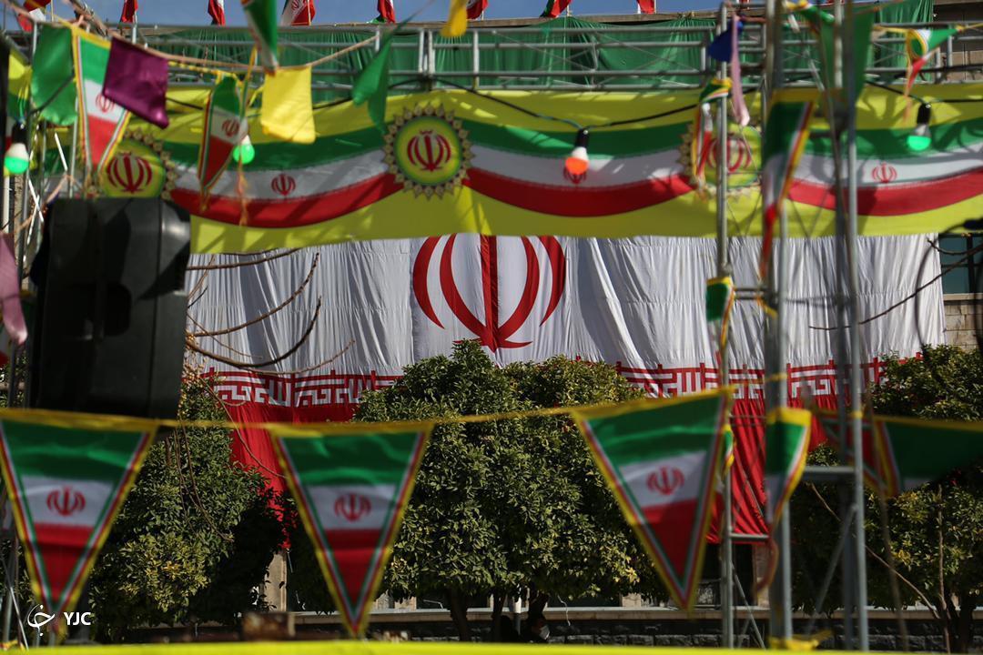حضور حماسی مردم فارس در راهپیمایی