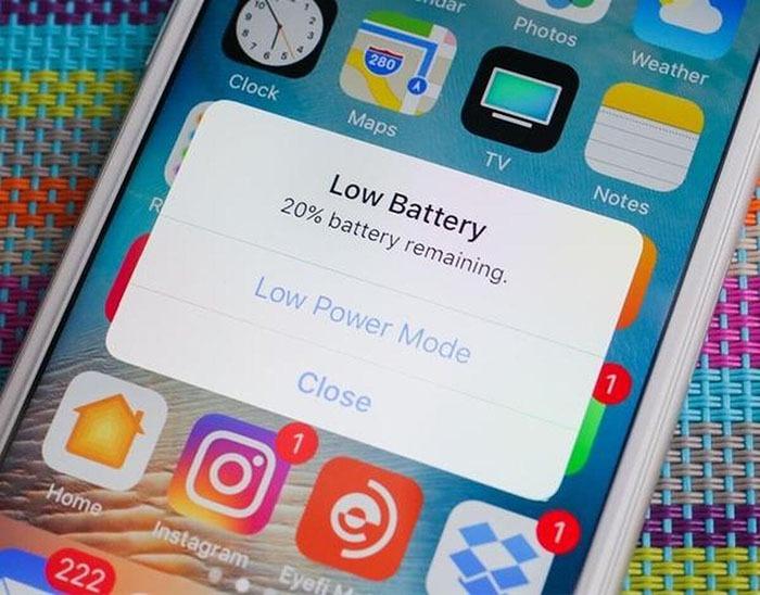 ترفندی ساده برای افزایش دوام شارژ باتری آیفون