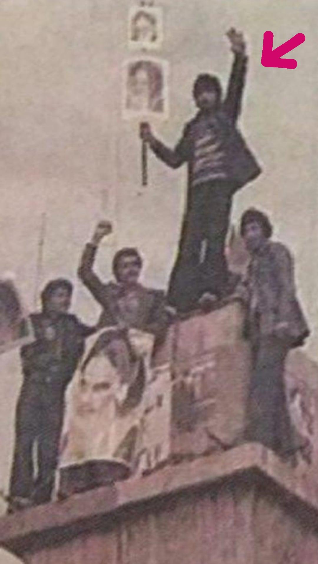روایتی جذاب از کارگری که مجسمه شاه را تخریب کرد