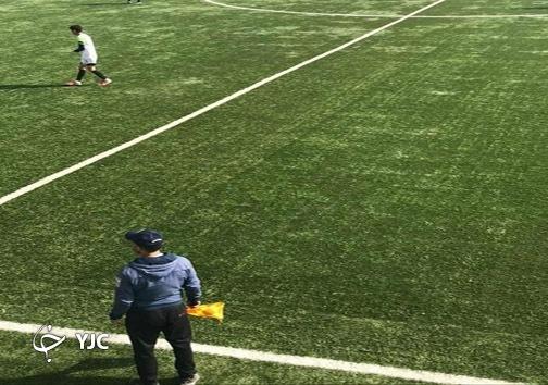 اتفاق نادر فوتبالی در مازندران