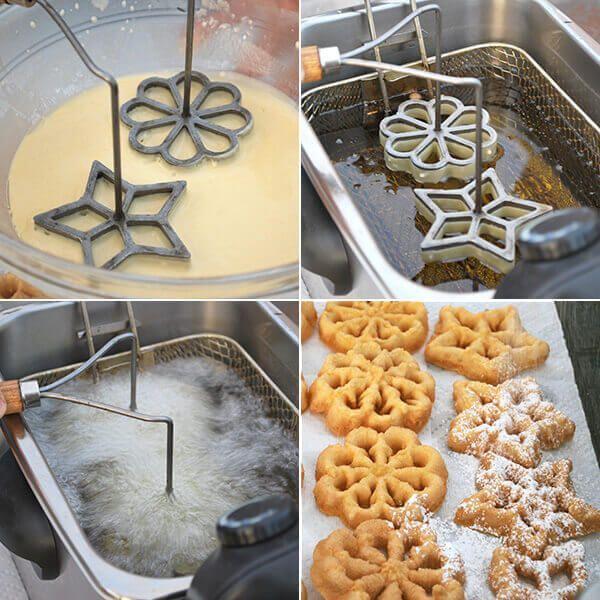 فوت و فن های شیرینی نان پنجرهای؛ شیرینی خوشمزه و نوستالژیک عید نوروز