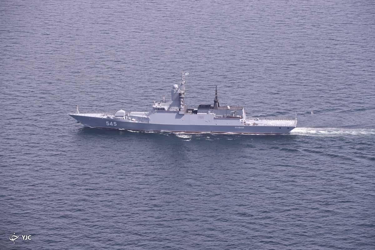 هدف از برگزاری رزمایش مرکب دریایی ایران و روسیه چیست؟