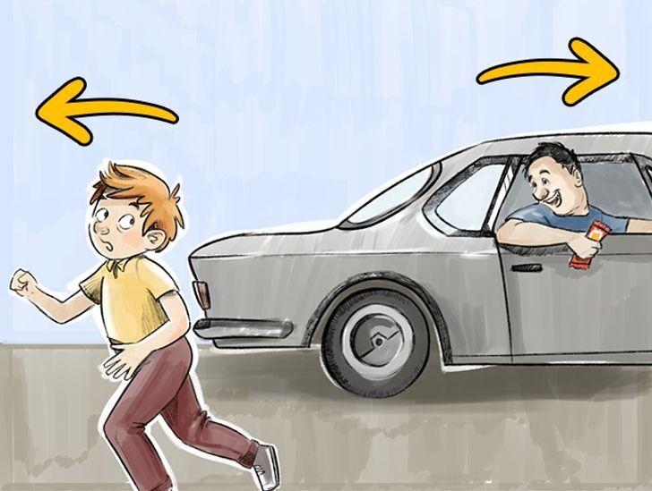 ۹ نکته ضروری برای حفاظت از کودکان در برابر غریبهها