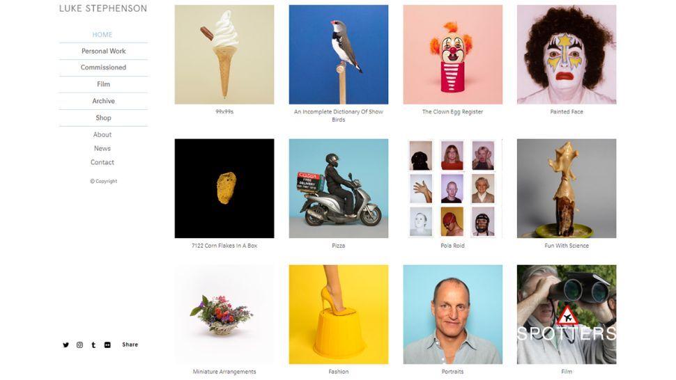 بهترین سایت سازها برای عکاسها در سال ۲۰۲۱ کدامند؟