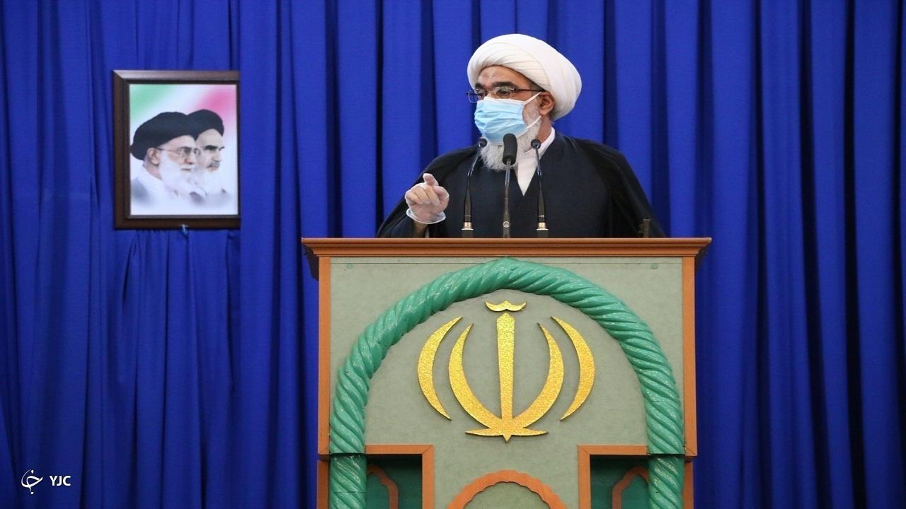 باید در برابر تحریم نهادهای ایران به دست آمریکا ایستادگی کرد