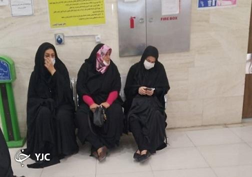 دست مهربانی پزشکان بر سر مددجویان کمیته امداد بندر امام خمینی (ره)