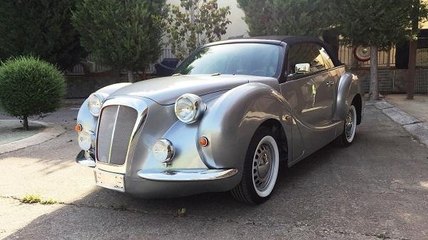 رونمایی از خودرو کلاسیک مزدا MX-5 Hurtan