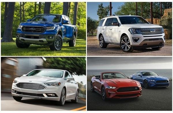 الکتریکی شدن تمام خودروهای فورد تا سال ۲۰۳۰