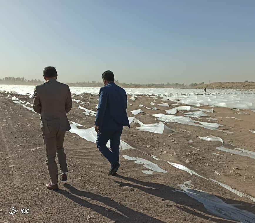 طوفان و سرما بیش از ۲۰۰ میلیارد تومان به رودبار خسارت زد