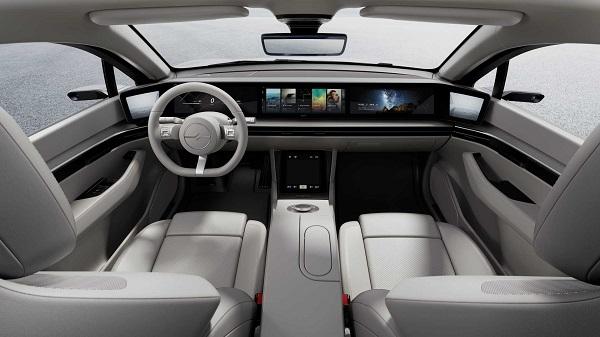 خودرو Vision-S Sedan Electric سونی تولید نمیشود!