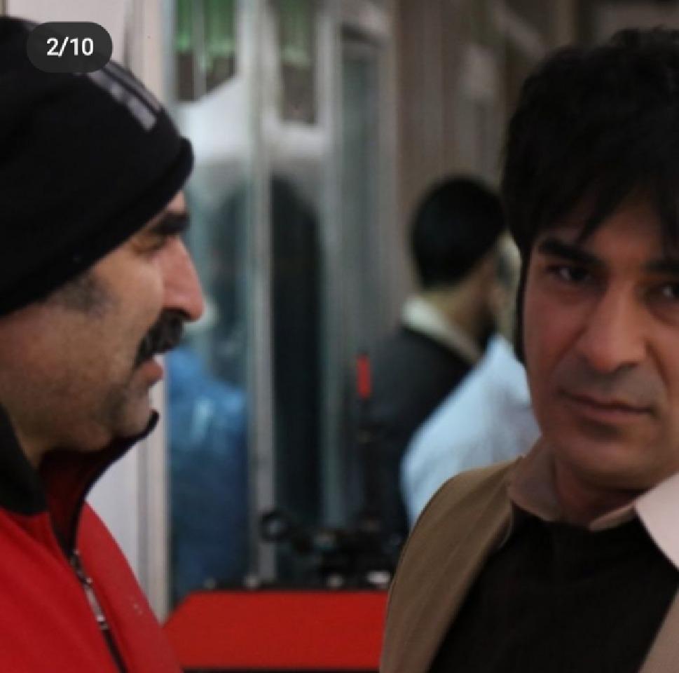 سریال جدید علی مسعودی