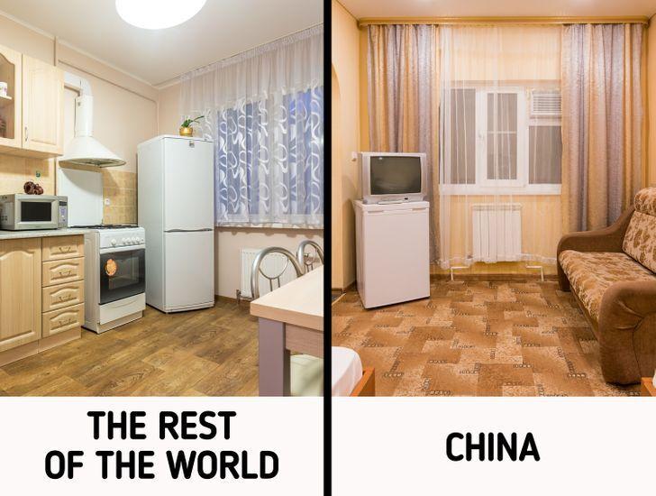 ۸ ویژگی خانههای چینی که منحصر به این کشور است + تصاویر