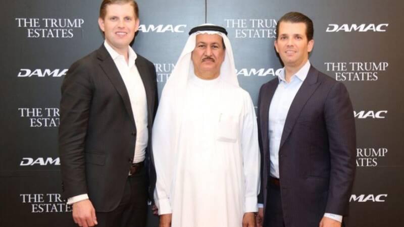 لشکر سلبریتیها در خدمت بزرگترین شریک ترامپ در غرب آسیا/ شرکت اماراتی «داماک» در ایران به دنبال چیست؟ +