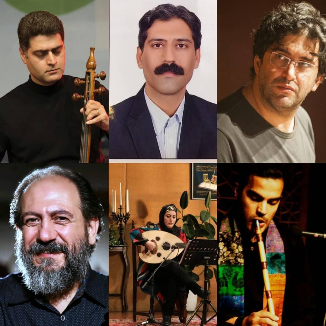 معرفی هیئت انتخاب اجراهای جشنواره موسیقی کلاسیک ایرانی
