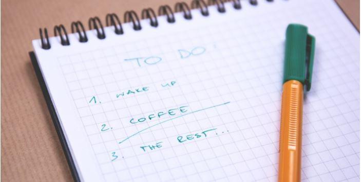 ۳ کار روزمره برای افزایش بهرهوری