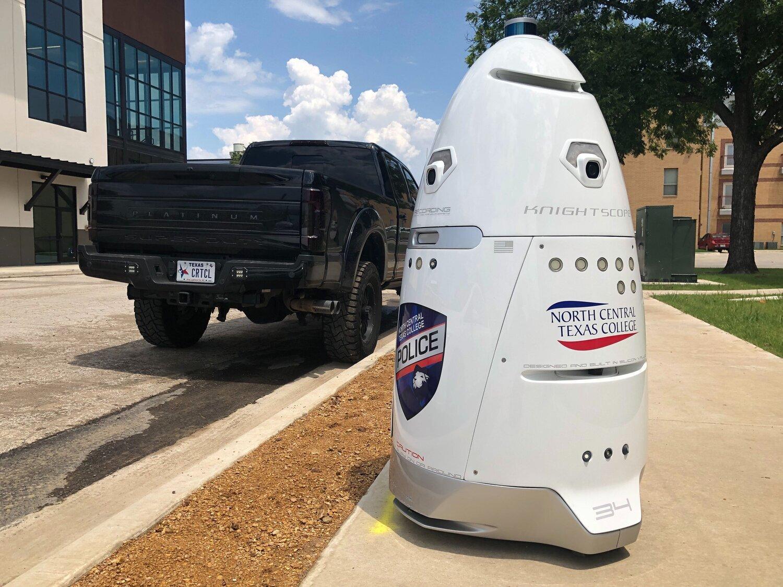 ربات های پلیس