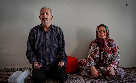 فقط چند دقیقه با جذامیهای ایران