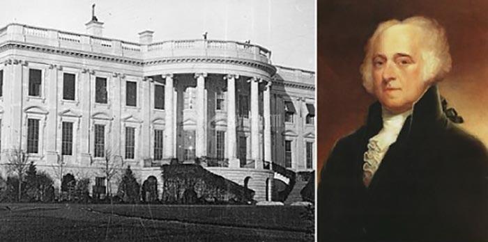 واقعیت ناشناخته درباره کاخ سفید