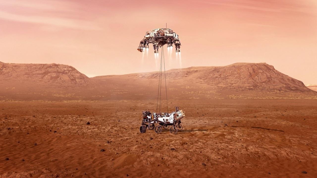 ارسال هلی کوپتر به مریخ