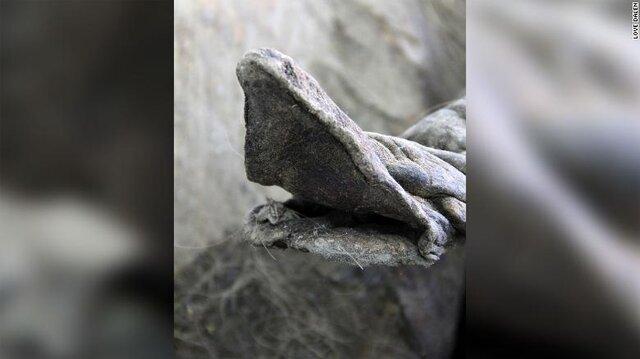 قدیمیترین دیانای جهان کشف شد