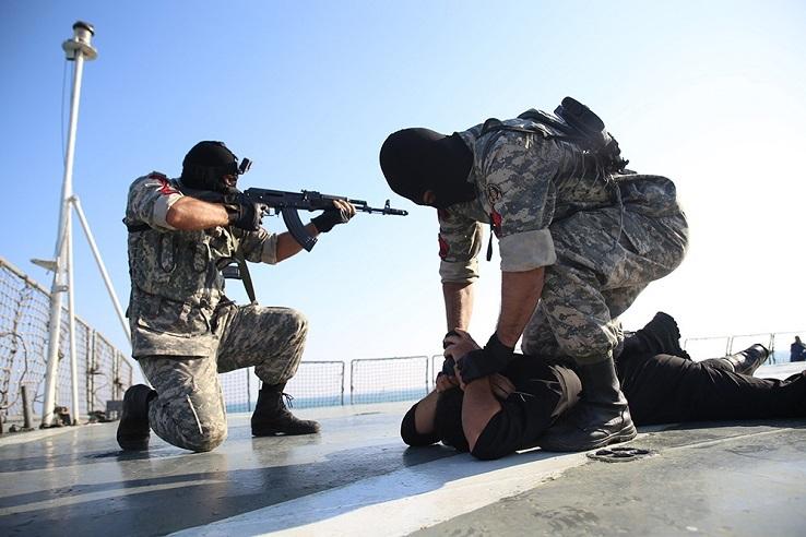 نیروی دریایی ایران در کلاس یک نیروی قدرتمند جهان