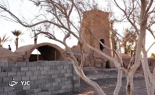 قدیمیترین روستای بافق در عطش بی آبی+تصاویر