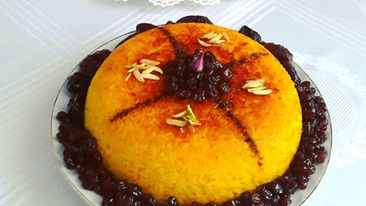 طرز تهیه شیر پلو اردبیل و تبریز به روش سنتی و بسیار خوشمزه