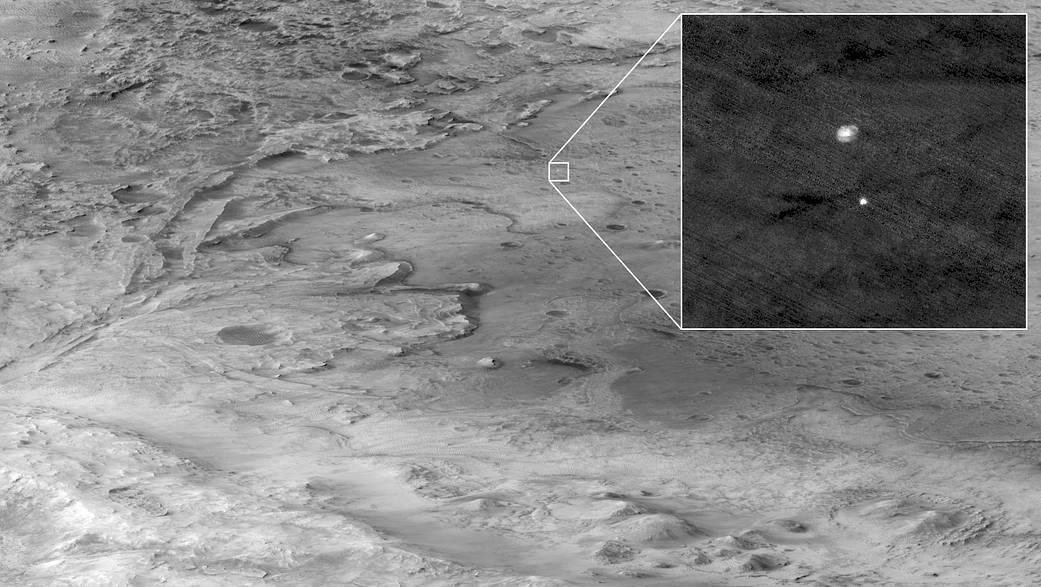 بزرگترین چالش ناسا برای فرود روی مریخ چه بود؟