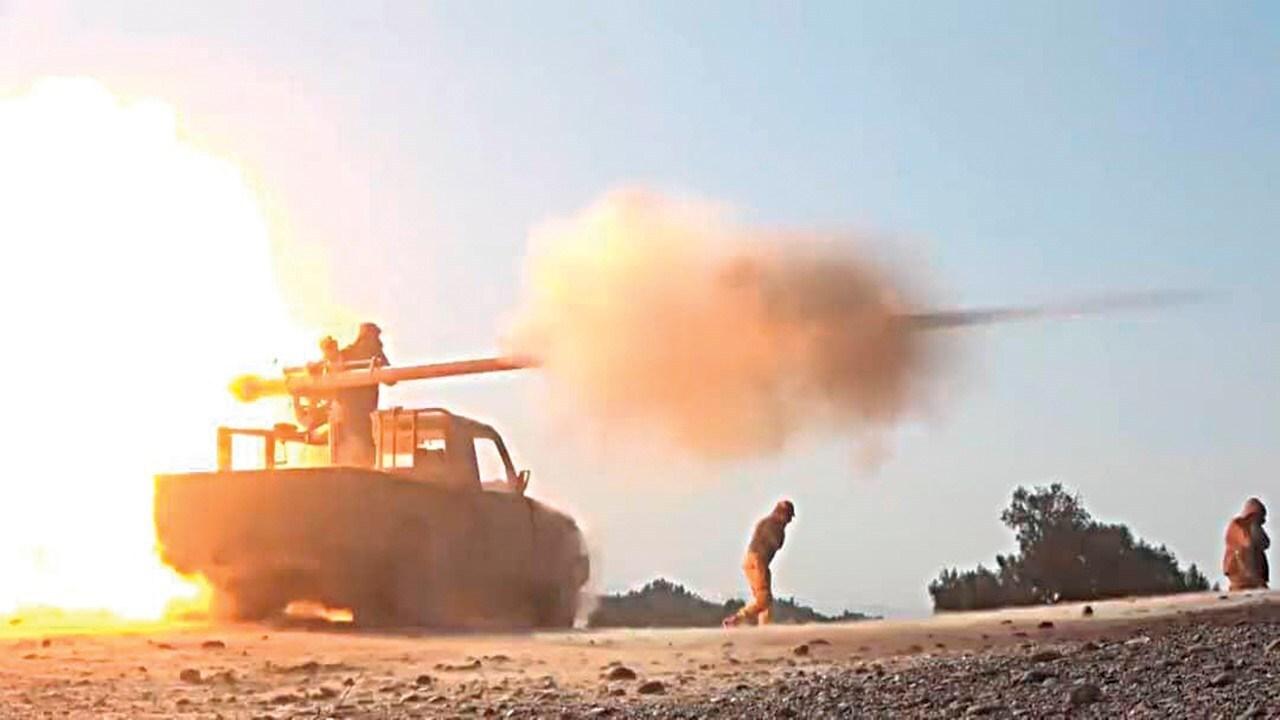عملیات بزرگ رزمندگان یمنی در مارب/ تقلای ائتلاف سعودی برای فرار از شکست + تصاویر