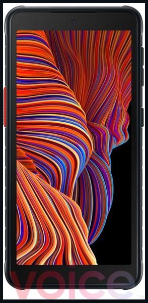 تولید سامسونگ Galaxy Xcover 5 با قابلیت بلوتوث