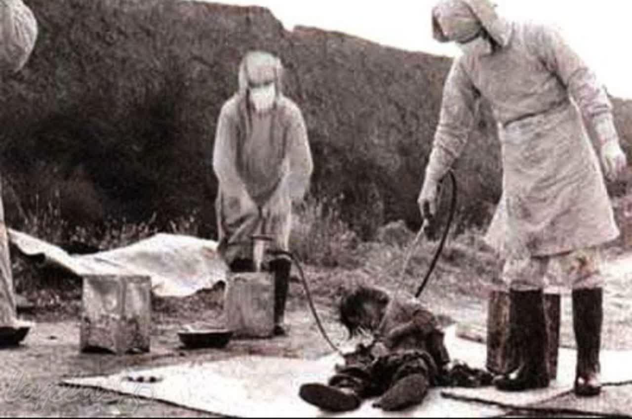 جنگ بیولوژیکی