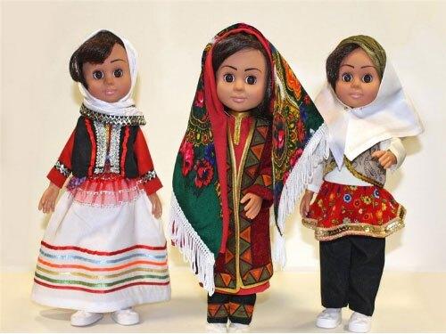 عروسک وسیله تمرین زندگی برای کودکان است/ پژوهشهای سطحی، علت نبود عروسکهای بومی و ملی