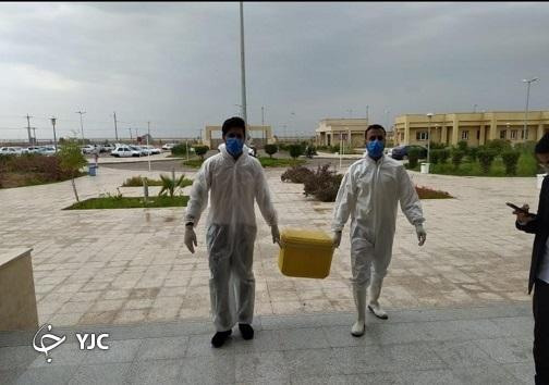 آغاز اولین مرحله ترزیق واکسن کرونا به پرسنل بیمارستان شهدای نفت سوسنگرد