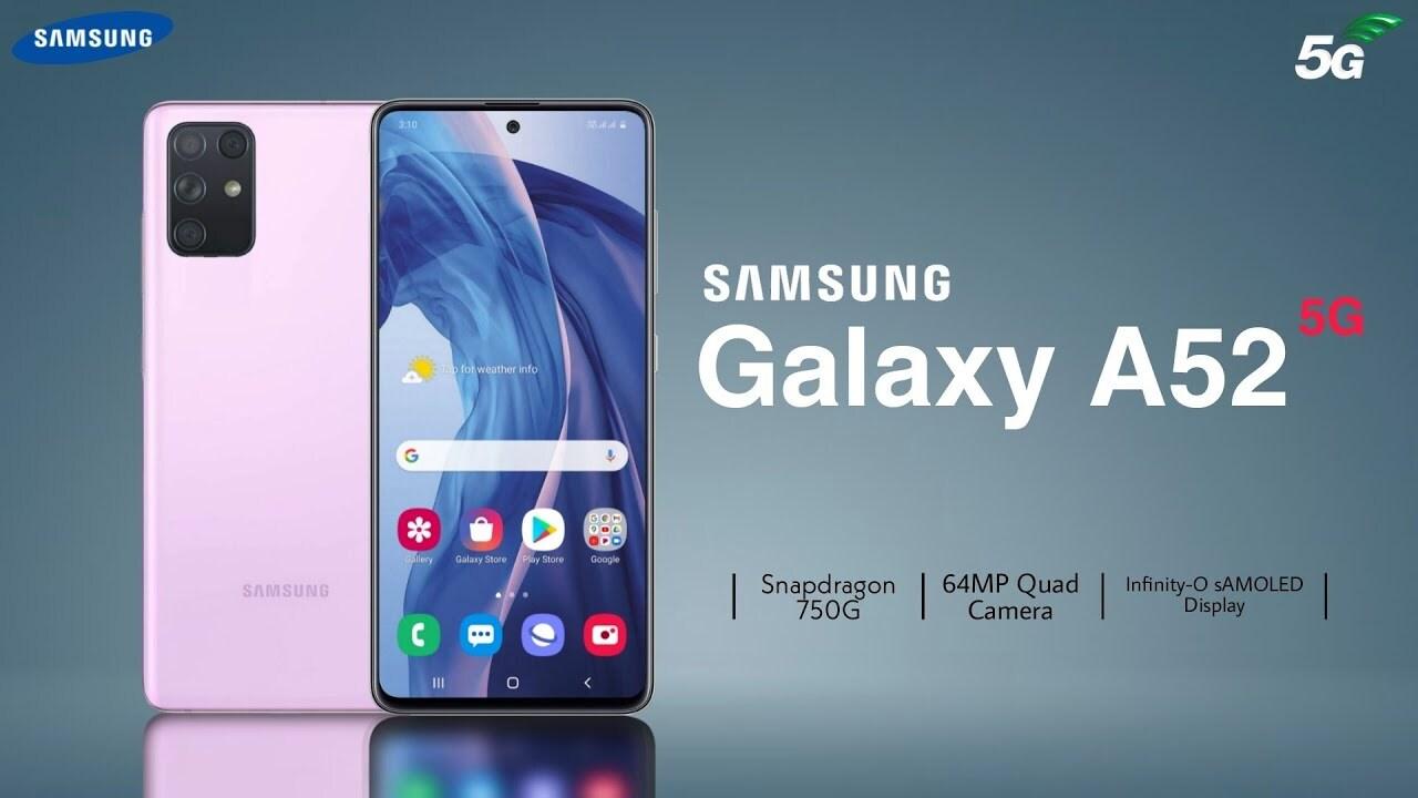 جزئیاتی درباره دوربین های گوشی Samsung Galaxy A52