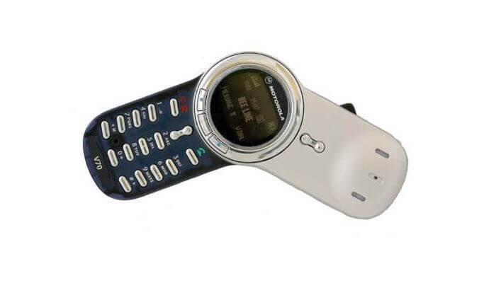 تصویر Motorola V۷۰