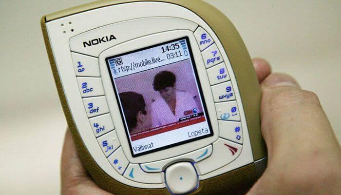 تصویر Nokia ۷۶۰۰
