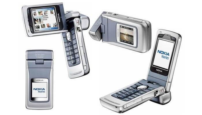 تصویر Nokia N۹۰