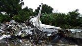 سقوط هواپیما در سودان ۱۰ کشته برجای گذاشت