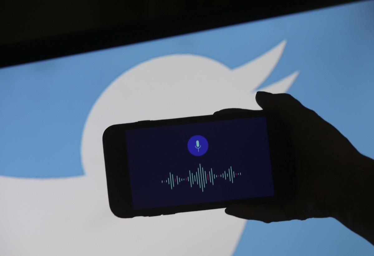 توئیت صوتی قابلیت جدید توئیتر